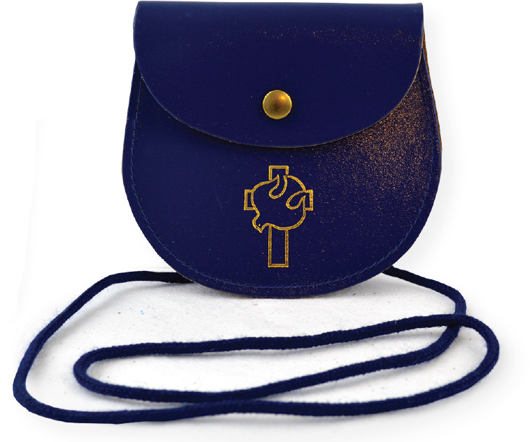 leather snap purse 2