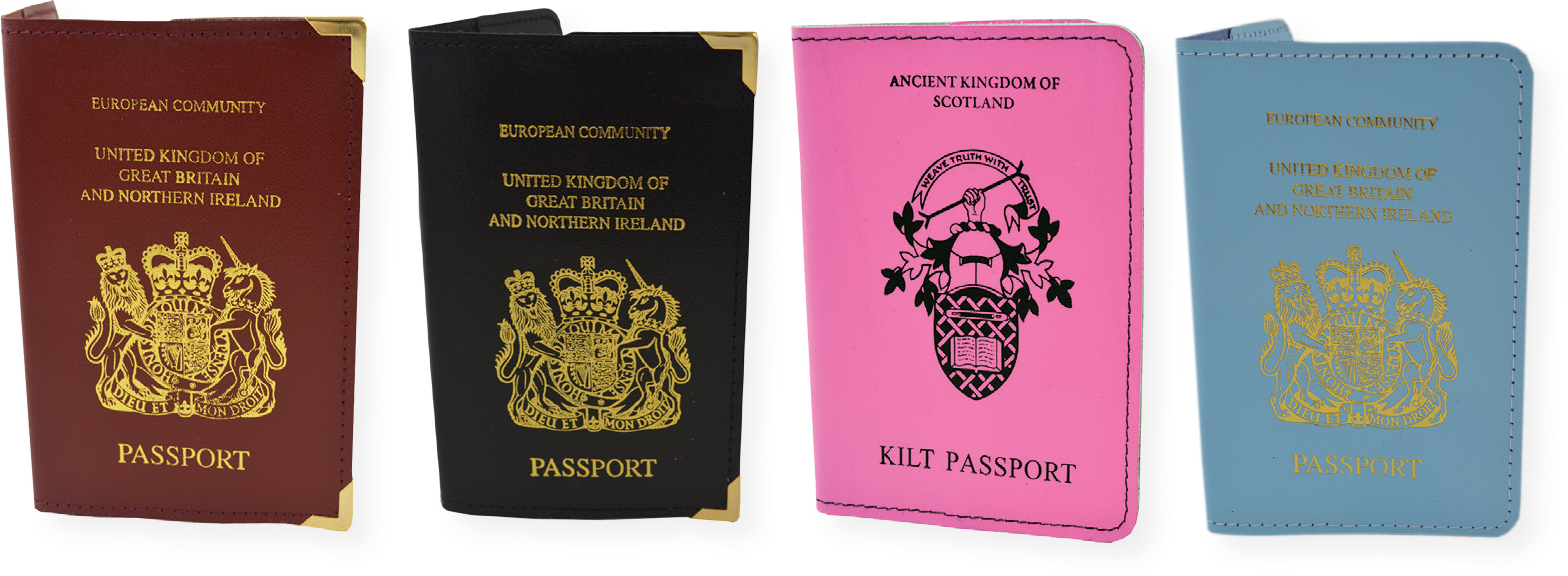 Leather-passport-wallets